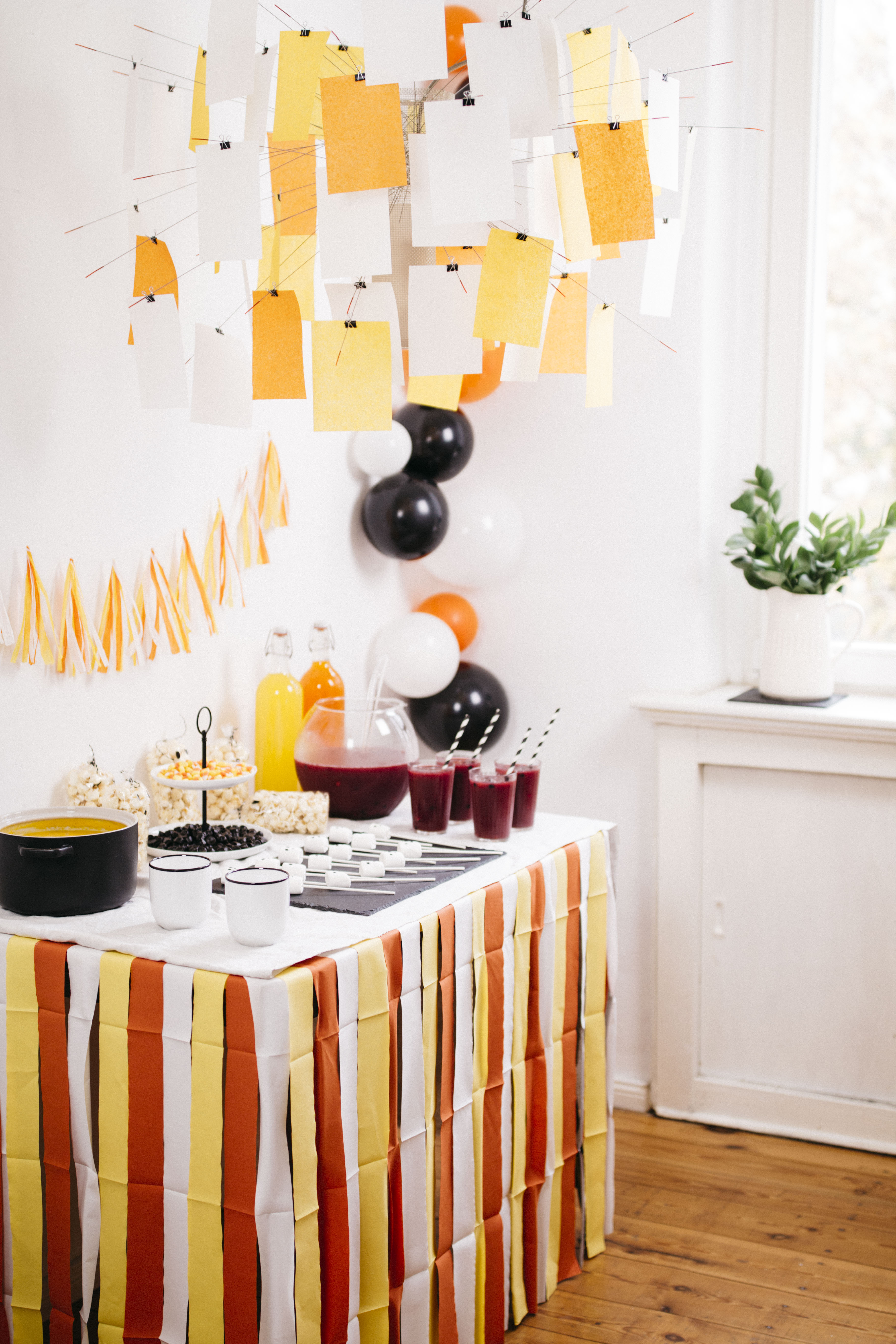 diy halloween s igkeiten selber machen candy bar 1 you. Black Bedroom Furniture Sets. Home Design Ideas