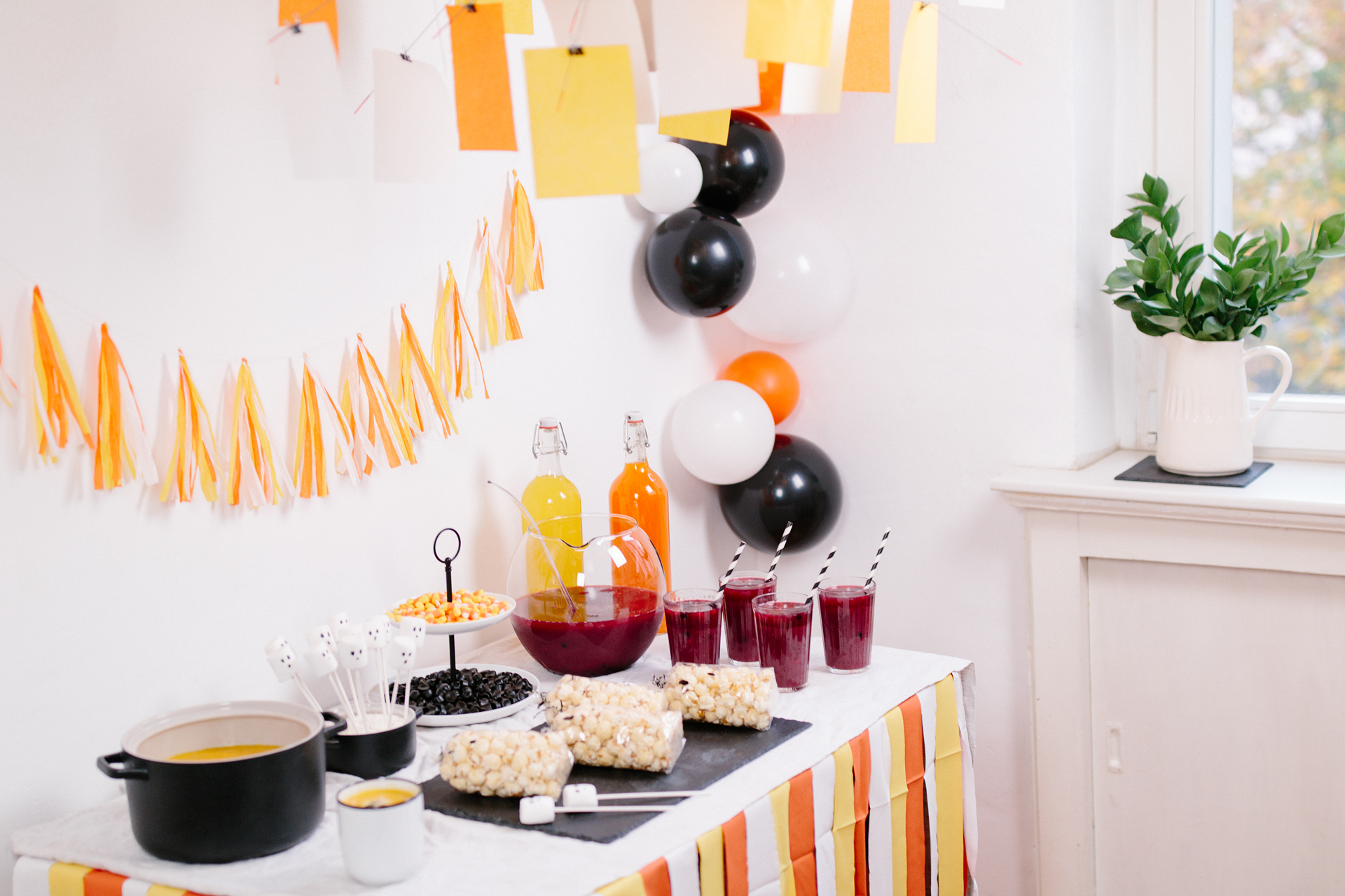 diy halloween s igkeiten selber machen candy bar 4 you. Black Bedroom Furniture Sets. Home Design Ideas