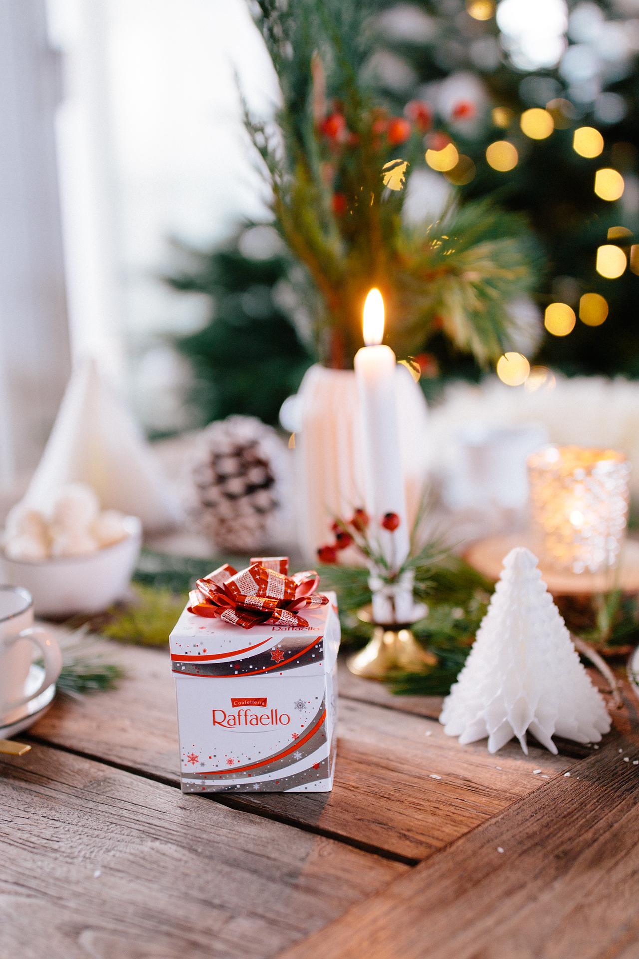 Diy foodtable weihnachtstisch tisch decken tischdekoration - Scha ne weihnachtsdeko selber machen ...